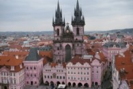 Классическая Прага (эконом)