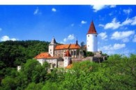 Замки и Грады Чехии