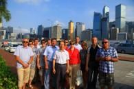 Поездка группы руководителей компаний строительного комплекса Свердловской области в Гонконг и Макао