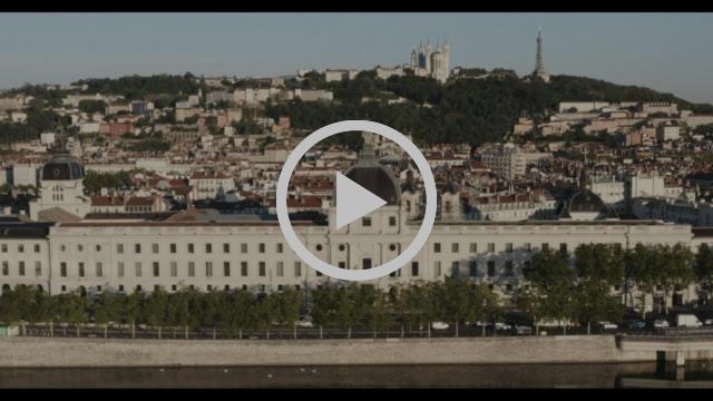 Видео отель в Лионе