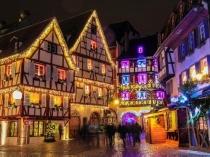 Рождественские базары Эльзаса 1